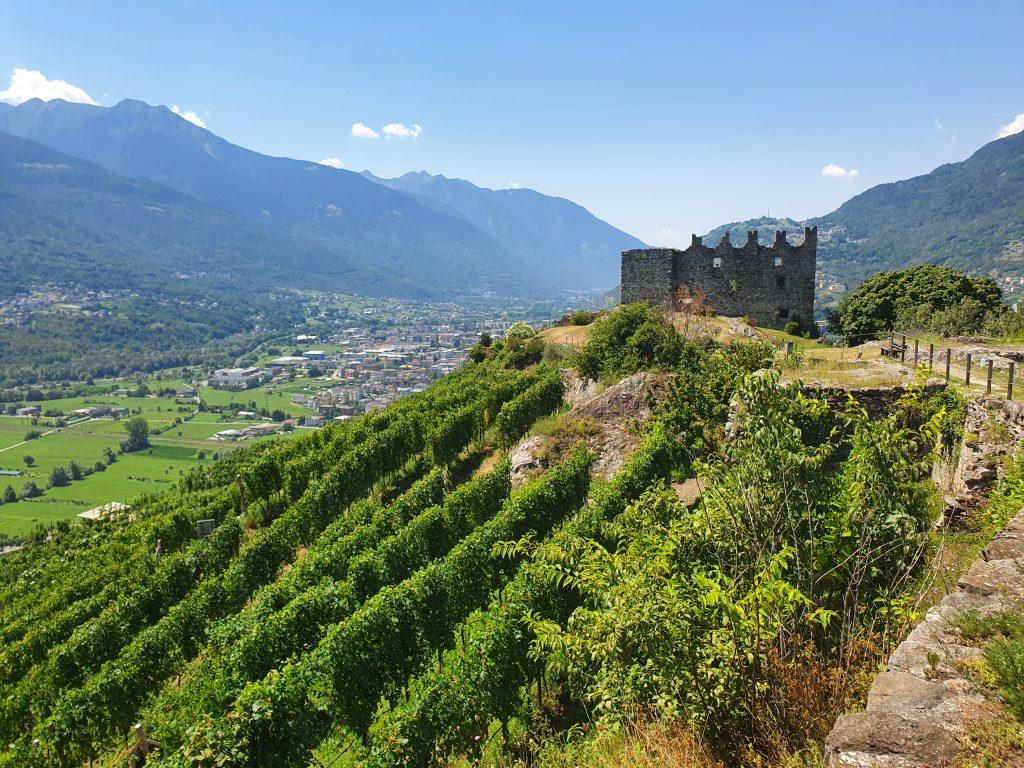 Castello Grumello Valtellina