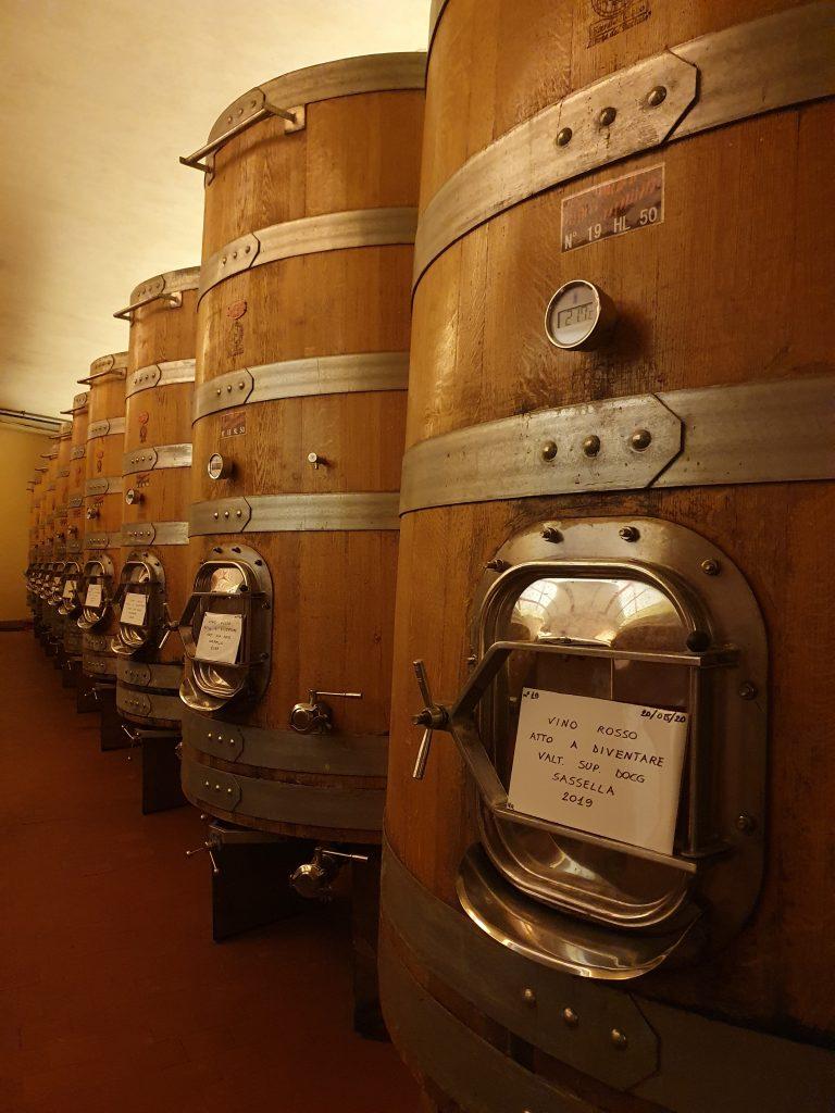Wijnkelder Arpepe Valtellina