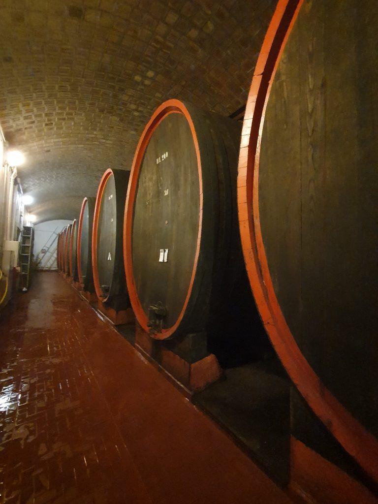 Wijnvaten 210hl Nino Negri Valtellina