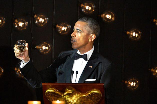 Barack Obama favoriete wijn