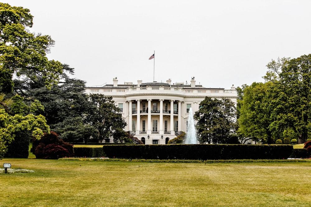 Witte Huis Presidenten Wijn