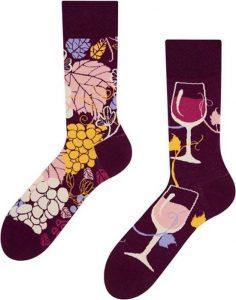 wijn sokken cadeau