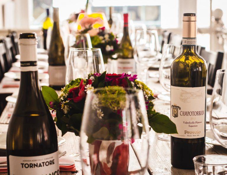Italiaanse wijn en spijs combinaties