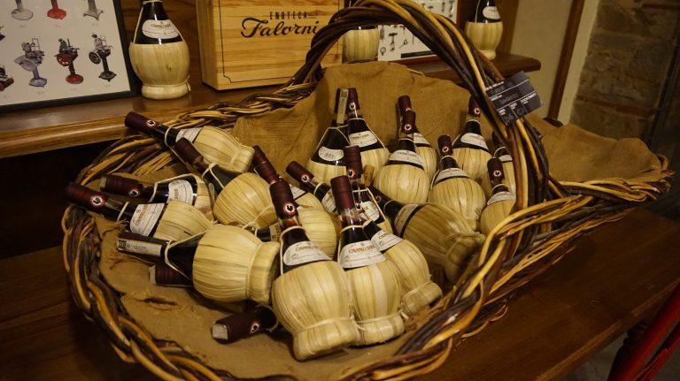 Toscaanse wijnsoorten